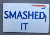 Smashed It logo *LIMITED EDITION